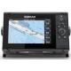 Simrad CRUISE 7 eco/GPS Freq, 83-200khz