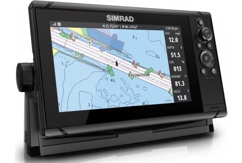 Simrad CRUISE 9 eco/GPS Freq, 83-200khz