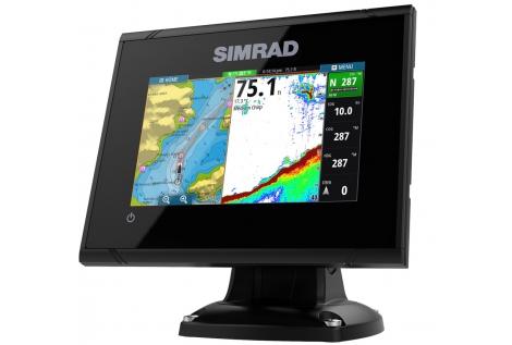 "Simrad GO5 XSE eco/GPS 5"" Active 3-1"