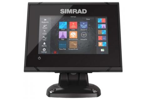 "Simrad GO5 XSE TotalScan 7"""
