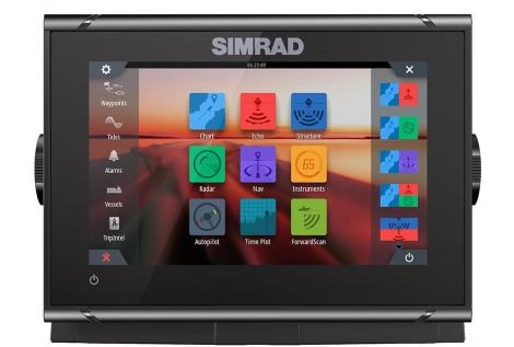 "Simrad GO7 XSR eco/GPS 7"""