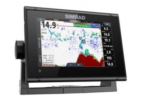 Simrad GO7 XSR Radar Pack
