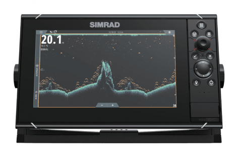 "Simrad NSS evo3S 9 Display Multif. 9"""