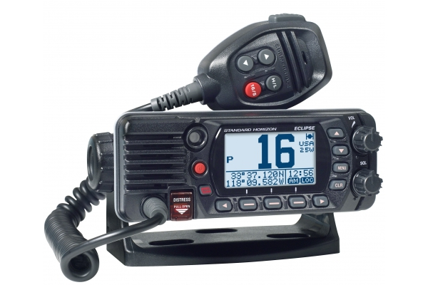 Standard Horizon GX1400GPS VHF con GPS