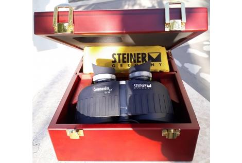 Steiner Commander XP 7X30 con bussola
